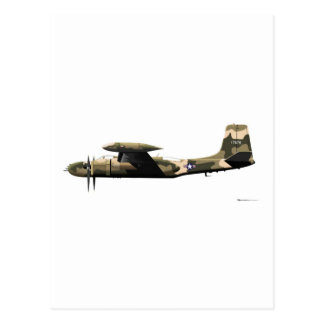 Douglas A-26 Invader Postcard