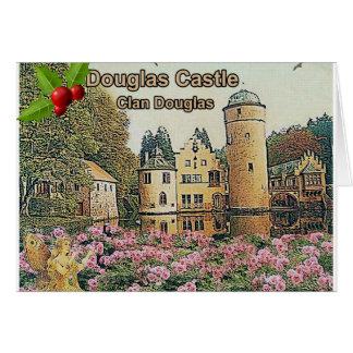 Douglas Castle – Seat Of Clan Douglas Card