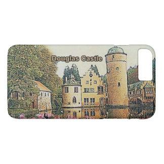 Douglas Castle – Seat Of Clan Douglas iPhone 8 Plus/7 Plus Case