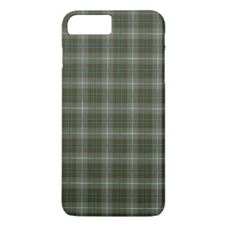 Douglas Clan Moss Green Weathered Tartan iPhone 8 Plus/7 Plus Case