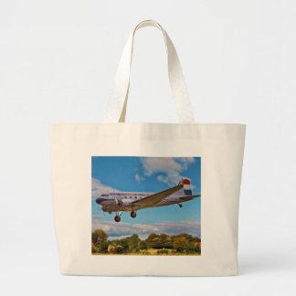 Douglas Dakota DC3 [PH-DDA] Large Tote Bag