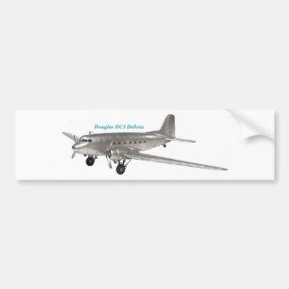 Douglas DC3 Dakota Bumper Sticker