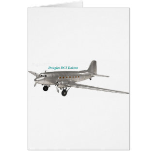 Douglas DC3 Dakota Cards