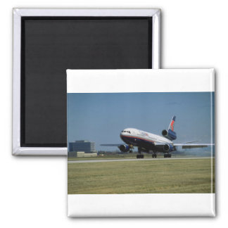 Douglas DC-10 on take-off Magnet