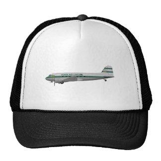 Douglas DC-3 Ozark Airlines Mesh Hat