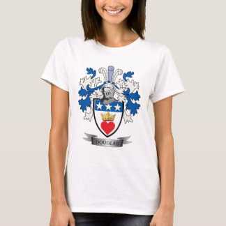 Douglas Family Crest Coat of Arms T-Shirt