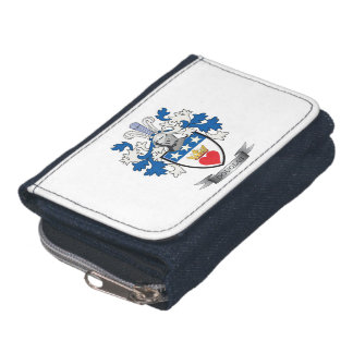 Douglas Family Crest Coat of Arms Wallet