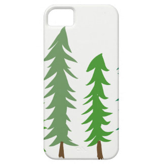 Douglas Fir Trees Barely There iPhone 5 Case