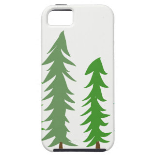 Douglas Fir Trees Case For The iPhone 5