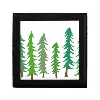 Douglas Fir Trees Gift Box