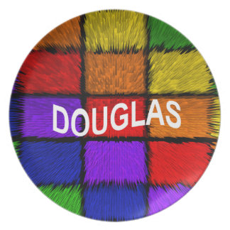 DOUGLAS PLATE