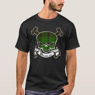 Douglas Tartan Skull Shirt