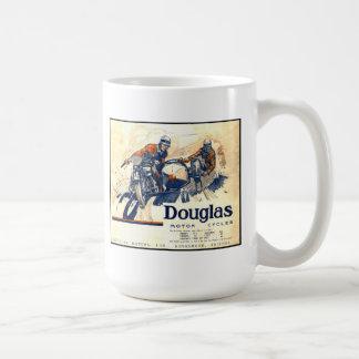 Douglas Vintage Motorcycles Coffee Mug