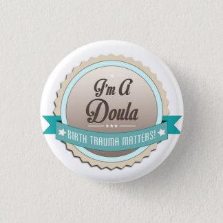 Doula 3 Cm Round Badge
