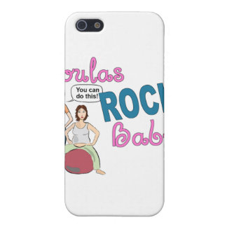Doulas Rock! Gifts iPhone 5/5S Covers