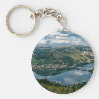 Douro Valley Key Ring