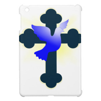 Dove and Cross Cover For The iPad Mini