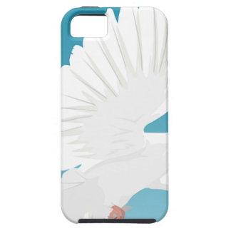 Dove Bird Birds Feather Nature Animal Wing Tough iPhone 5 Case