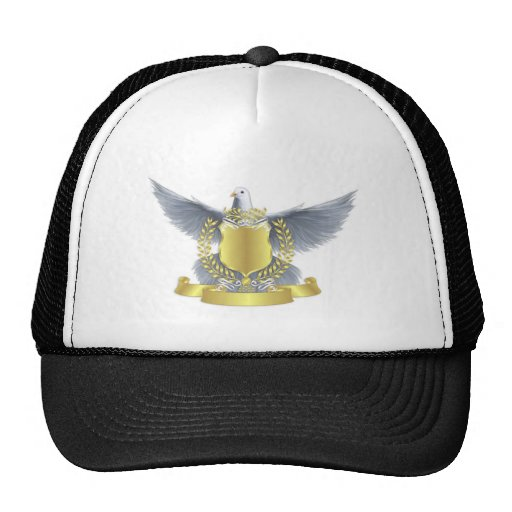 Dove Crest Hat