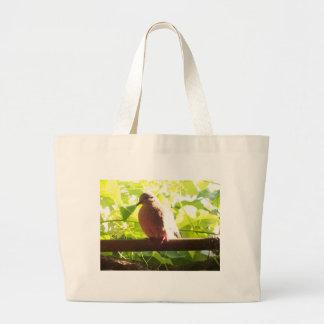 Dove Large Tote Bag