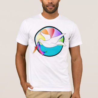Dove of Love ( LGBTIQ) T-Shirt