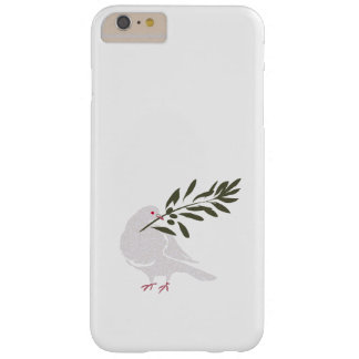 Dove of Peace Barely There iPhone 6 Plus Case