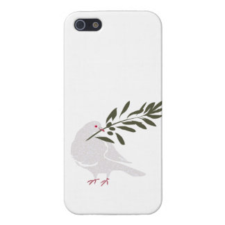 Dove of Peace iPhone 5/5S Case