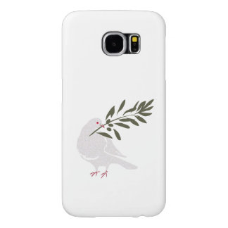 Dove of Peace Samsung Galaxy S6 Cases