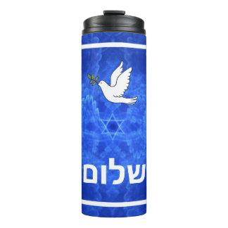 Dove -  Shalom Thermal Tumbler
