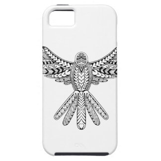 Dove Tribal Tattoo Case For The iPhone 5