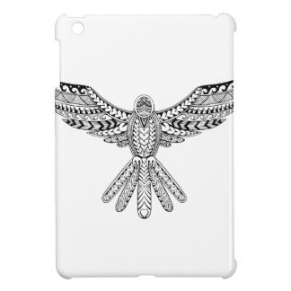 Dove Tribal Tattoo iPad Mini Cover
