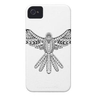 Dove Tribal Tattoo iPhone 4 Case