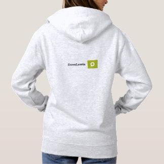 DoveLewis Light Grey Hoodie Sweatshirt