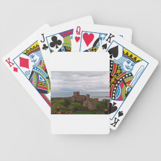 Dover Castle Bicycle Playing Cards