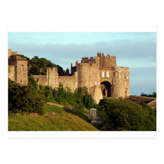 Dover Castle, England, United Kingdom 3 Postcard