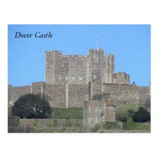 Dover Castle Postcard