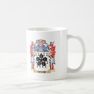 Dover Coat of Arms - Family Crest Coffee Mug