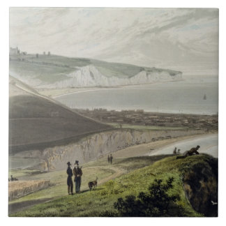 Dover, from Shakespeare's Cliff, from 'A Voyage Ar Tile