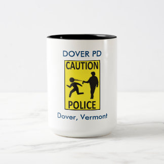 Dover Humor: Coffee Mug