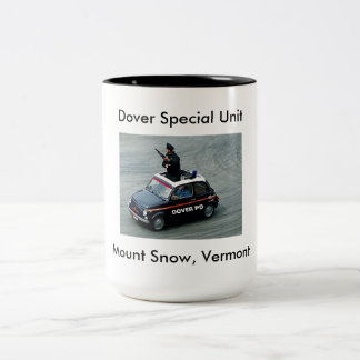 Dover Special Unit #2: Coffee Mug