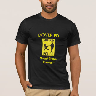 Dover Special Unit #3: T-Shirt (Black)