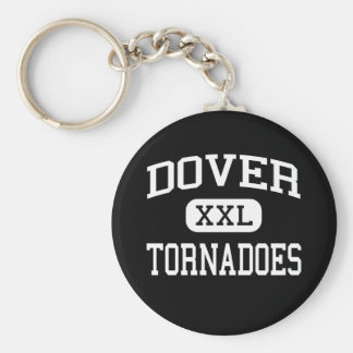 Dover - Tornadoes - Dover High School - Dover Ohio Key Ring