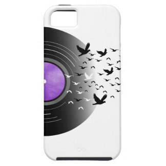 Doves Cry Record iPhone 5 Case