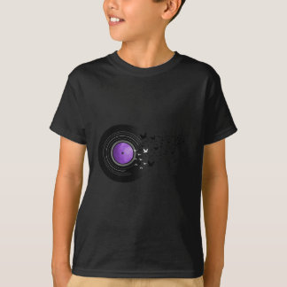 Doves Cry Record T-Shirt