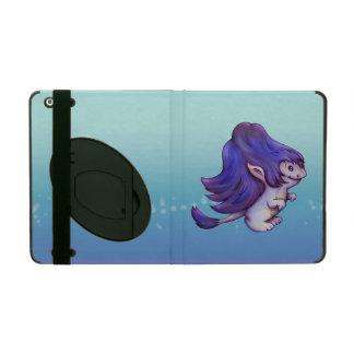 DOVIC ALIEN CUTE Powis iCase iPad 2/3/4  Kickstand iPad Cover