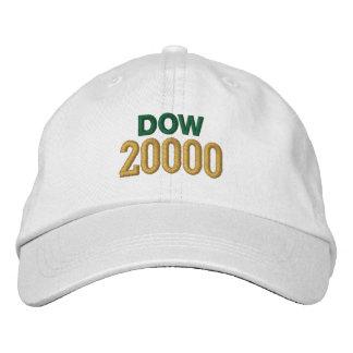 Dow Jones 20000 Hat