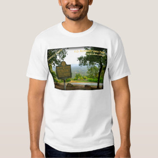 DOWDELL'S KNOB - F.D. Roosevelt State Park Shirt