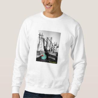 """""""Down by the Seaside"""" Rubber Duck Sweatshirt"""