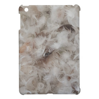 Down Comforter Feathers Photography Funny Case For The iPad Mini