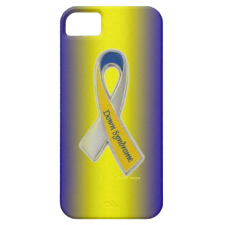 Down Syndrome Ribbon, iPhone Case